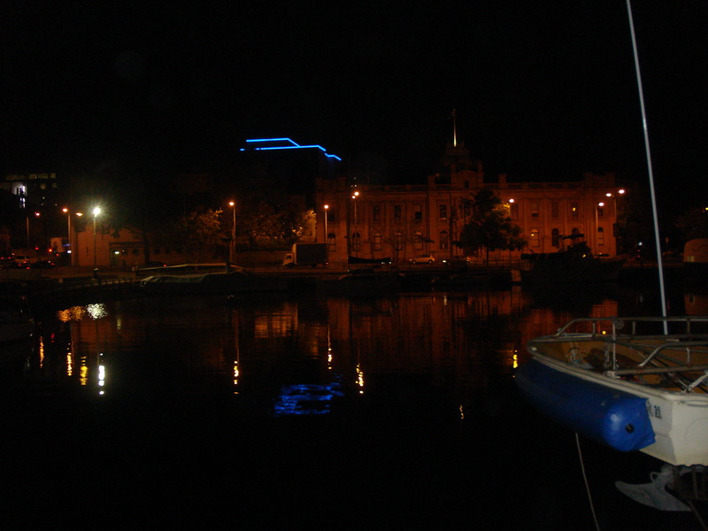 Hobart - Constitution Dock