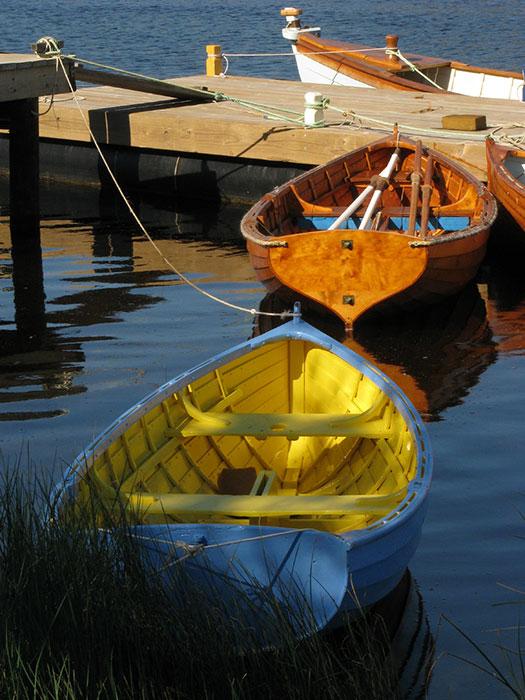 barques, Tasmanie