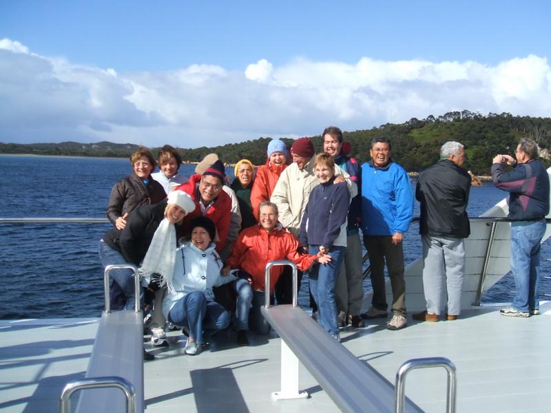 Croisière Gordon Groupe Nouvelle Calédonie